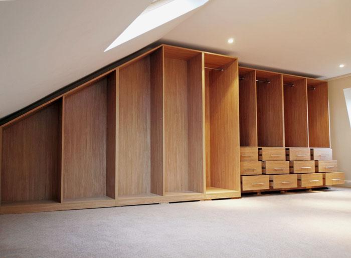 Loft Wardrobes London C Amp S Interiors