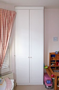 wardrobes made to measure in alcoves