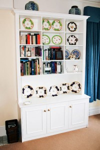 Display alcove unit