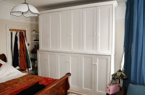 Bedroom fitted wardrobes london