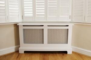 Lonon radiator cover