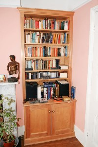 Wooden alcove units