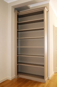 london made to measure bookcase