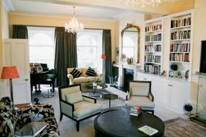 bespoke bookshelves london