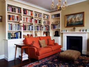 bespoke library bookcases