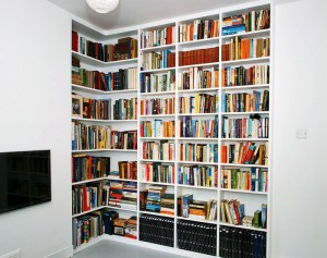 london made to measure bookcases