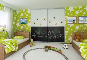 childrens bedroom wardrobe