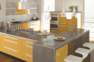 ultragloss kitchen