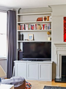 tv unit london