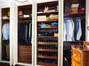 fitted wardrobes shaker style