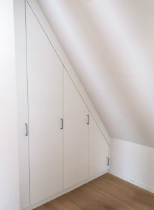 loft room wardrobes