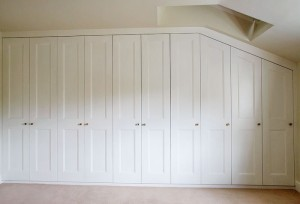 attic wardrobes solutions