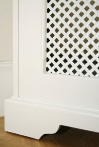 london made to measure radiator cabinets