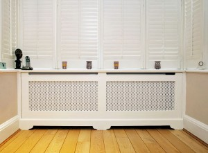 Lonon radiator covers