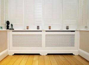 Lonon radiator covers