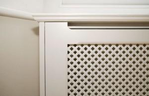 wood radiator cabinet