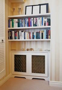 shelf-above-radiator