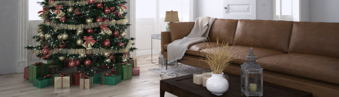 Christmas Tree and Furniture