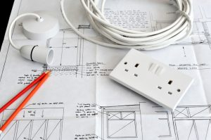 Electrical and audio blueprint
