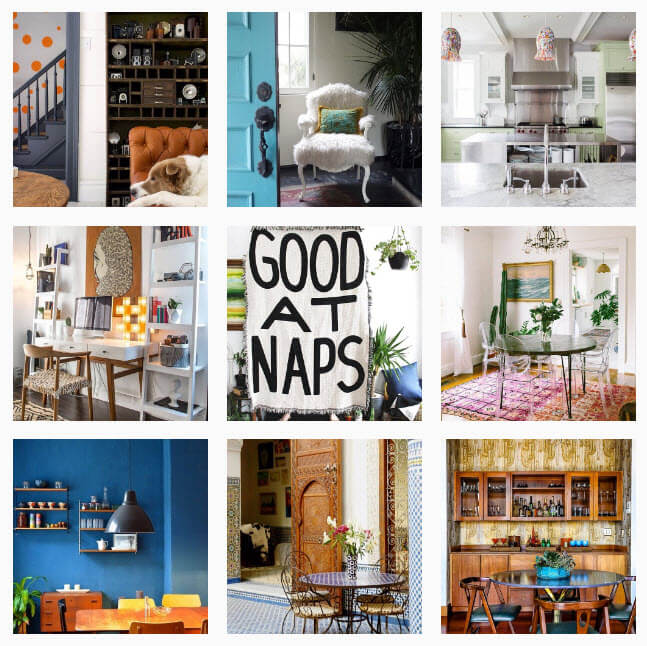 Apartment Therapy Instagram