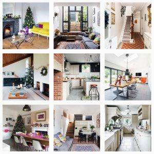 Real Homes Instagram